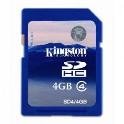 Carte mémoire SD XC...