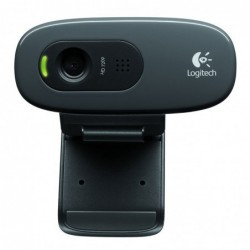 Webcam Logitech C270 HD USB