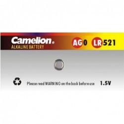 Pile bouton Camelion...