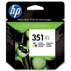 Cartouche HP n°351 XL Color