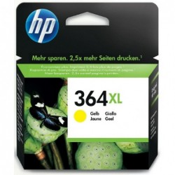 Cartouche HP n°364 XL Y