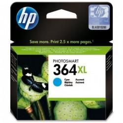 Cartouche HP n°364 XL C