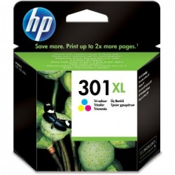 Cartouche HP n°301 XL Color