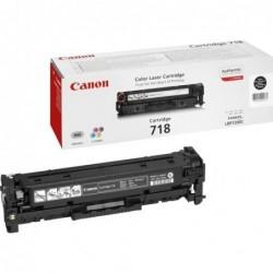 Toner Canon 718 BK 3400 pages
