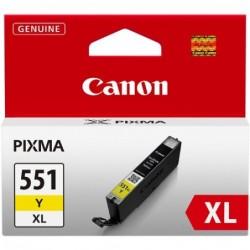 Cartouche CANON CLI-551XL Y