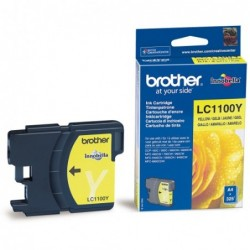 Cartouche BROTHER LC1100 Y
