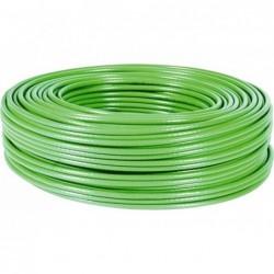 Câble CAT. 6 F/UTP vert - le m