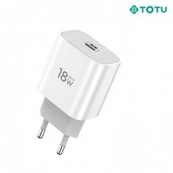 Chargeur TOTU USB-C 18W