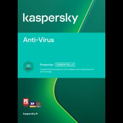 Kaspersky Antivirus 1pc 1an...