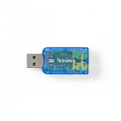 Carte son Nedis 5.1 USB
