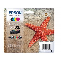 Pack cartouches EPSON 603XL...