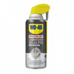 Lubrifiant WD-40 PTFE spray...