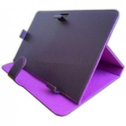 Housse similicuir violet KH...