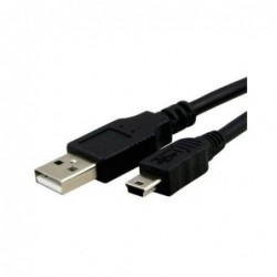 Câble USB 2.0 A vers mini...