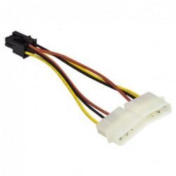 Câble adaptateur alim. 6...