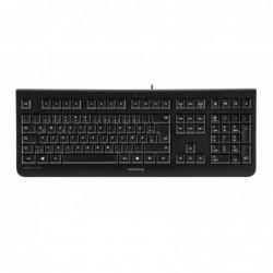 Clavier Cherry KC1000 USB noir